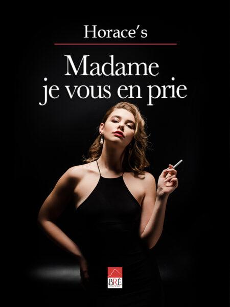 Madame je vous en prie (Libro)